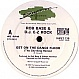 ROB BASE & DJ E-Z ROCK - GET ON THE DANCE FLOOR - SUPREME - VINYL RECORD - MR43439