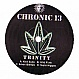 TRINITY (DILLINJA) - KICK SUBS / WILD FUNK - CHRONIC - VINYL RECORD - MR43894