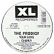 THE PRODIGY - YOUR LOVE / CHARLY / PANDEMONIUM - XL - VINYL RECORD - MR45067