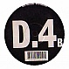 D4 - D4 - D RECORDS - VINYL RECORD - MR48398