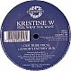 KRISTINE W - FEEL WHAT YOU WANT - RCA - VINYL RECORD - MR4843