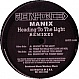 MANIX - HEADING TO THE LIGHT (REMIXES) - REINFORCED - VINYL RECORD - MR48836