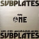 SUBPLATES - VOLUME ONE - SUBURBAN BASE - VINYL RECORD - MR48841
