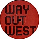 WAY OUT WEST - THE FALL - BMG - VINYL RECORD - MR48986