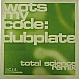 WOTS MY CODE - DUBPLATE (TOTAL SCIENCE REMIX) - CIA - VINYL RECORD - MR49769