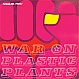 REGULAR FRIES - WAR ON PLASTIC PLANTS - JBO - VINYL RECORD - MR51152