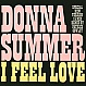 DONNA SUMMER - I FEEL LOVE (PATRICK COWLEY REMIX) - CASABLANCA - VINYL RECORD - MR5140