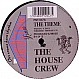HOUSE CREW - THE THEME - PRODUCTION HOUSE - VINYL RECORD - MR5647