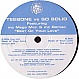TEEBONE VS SO SOLID - BEST OF YOUR LOVE - SOLID CITY RECORDS - VINYL RECORD - MR58616