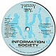 INFORMATION SOCIETY - RUNNING (NEST MIX) - TOMMY BOY - VINYL RECORD - MR59743
