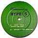 MUSIQUE VS U2 - NEW YEARS DUB - HYPE - VINYL RECORD - MR59854