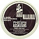 PHUTURE ASSASSINS - SHOT LIKE DIS - SUBURBAN BASE - VINYL RECORD - MR6043