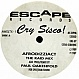 CRY SISCO - AFRO DIZZIACT (REMIX) - ESCAPADE - VINYL RECORD - MR60611