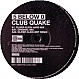 5 BELOW 0 - CLUB QUAKE - KICKIN - VINYL RECORD - MR61281