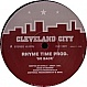 RHYME TIME PRODUCTIONS - GO BACK / SWING MAN - CLEVELAND CITY - VINYL RECORD - MR62975