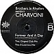 BROTHERS IN RHYTHM PRESENT CHARVONI - FOREVER AND A DAY (LIMITED EDITION) - STRESS - VINYL RECORD - MR63135