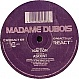 MADAME DUBOIS - IGNITION - REACT - VINYL RECORD - MR63183