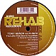 TONY HERON VS FLINCH - YOU LIKE THAT DON'T YOU B*TCH - AUDIO REHAB  - VINYL RECORD - MR63327
