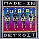 VARIOUS ARTISTS - MADE IN DETROIT - KMS - VINYL RECORD - MR6395
