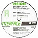 VISION - OTHER SIDE OF LIFE / TOUCH ME - INTERFACE - VINYL RECORD - MR6410