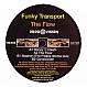 FUNKY TRANSPORT - THE FLOW - 20:20 VISION - VINYL RECORD - MR65144