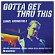 DANIEL BEDINGFIELD - GOTTA GET THRU THIS - RELENTLESS - VINYL RECORD - MR65945