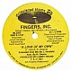 FINGERS INC. - A LOVE OF MY OWN - ALLEVIATED - VINYL RECORD - MR6654