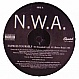 NWA - EXPRESS YOURSELF / STRAIGHT OUTTA COMPTON - CAPITOL - VINYL RECORD - MR66631