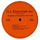 ACAPPELLA ANONYMOUS - VOLUME 20 - DJ ESSENTIALS - VINYL RECORD - MR67096