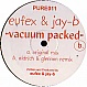 EUFEX & JAY B - VACUUM PACKED - PUMP RECORDS - VINYL RECORD - MR67156