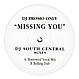 SOUL II SOUL - MISSING YOU (DJ SOUTH CENTRAL MIXES) - WHITE - VINYL RECORD - MR683684
