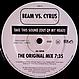 BEAM VS. CYRUS - TAKE THIS SOUND (OUT OF MY HEAD) - EMI ELECTROLA - VINYL RECORD - MR687209