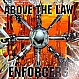 ENFORCERS - ABOVE THE LAW - REINFORCED - VINYL RECORD - MR69412