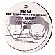 MAW FT PUPPAH NAS-T & DENISE - WORK (REMIXES) - MAW - VINYL RECORD - MR69992