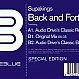 SUPAKINGS - BACK AND FORTH 2001 (REMIXES) - CODEBLUE - VINYL RECORD - MR71634