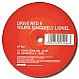 DRIVE RED 5 - YOURS SINCERELY LIONEL - DISTINCTIVE - VINYL RECORD - MR73838