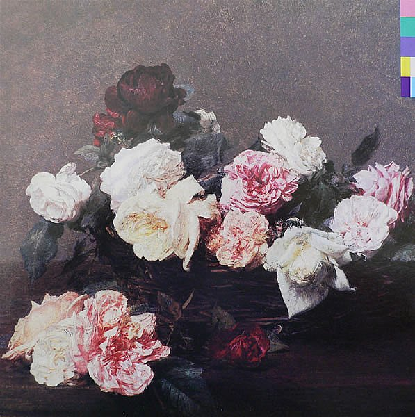 NEW ORDER - POWER CORRUPTION & LIES - FACTORY - VINYL RECORD - MR752812