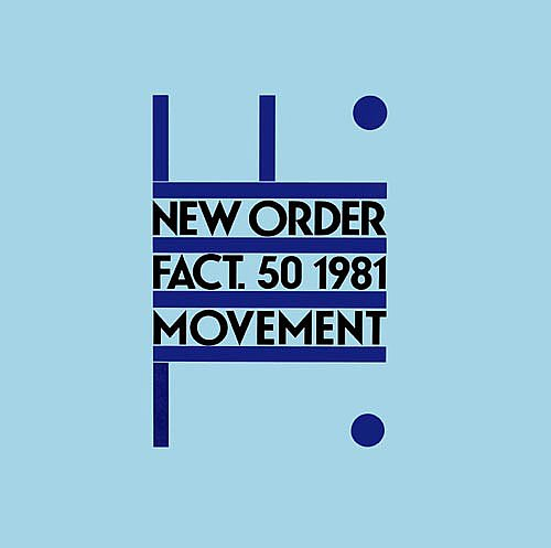 NEW ORDER - MOVEMENT - FACTORY - VINYL RECORD - MR752814