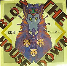 VARIOUS ARTISTS - BLOW THE HOUSE DOWN - WESTSIDE RECORDS - VINYL RECORD - MR752925