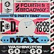 REDDS AND THE BOYS - MOVIN' & GROOVIN' - 4TH & BROADWAY - VINYL RECORD - MR755150