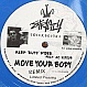 MARK RUFF RYDER - MOVE YOUR BODY (REMIXES) (BLUE VINYL) - STRICTLY UNDERGROUND - VINYL RECORD - MR75635