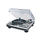AUDIO TECHNICA AT-LP120-USB - DIRECT DRIVE TURNTABLE (SILVER) - AUDIO TECHNICA - VINYL RECORD - MR757099