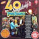 VARIOUS - 40 SINGALONG PUB SONGS - K-TEL - VINYL RECORD - MR758195