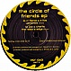 RR FIERCE & K LIVE - YAMAMBA (THE CIRCLE OF FRIENDS PT 2) - VICIOUS CIRCLE  - VINYL RECORD - MR76235