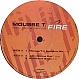 MOUSSE T FT EMMA LANFORD - FIRE - PEPPERMINT JAM - VINYL RECORD - MR77175