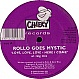 ROLLO GOES MYSTIC - LOVE LOVE LOVE - HERE I COME - CHEEKY - VINYL RECORD - MR78728