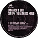 BADMARSH & SHRI - GET UP (FAITHLESS MIXES) - OUTCASTE - VINYL RECORD - MR81980