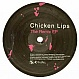 CHICKEN LIPS - THE REMIX EP - KINGSIZE - VINYL RECORD - MR83491