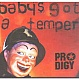 THE PRODIGY - BABY'S GOT A TEMPER - XL - CD - MR85430