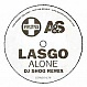 LASGO - ALONE (LIMITED EDITION REMIX) - POSITIVA - VINYL RECORD - MR85480